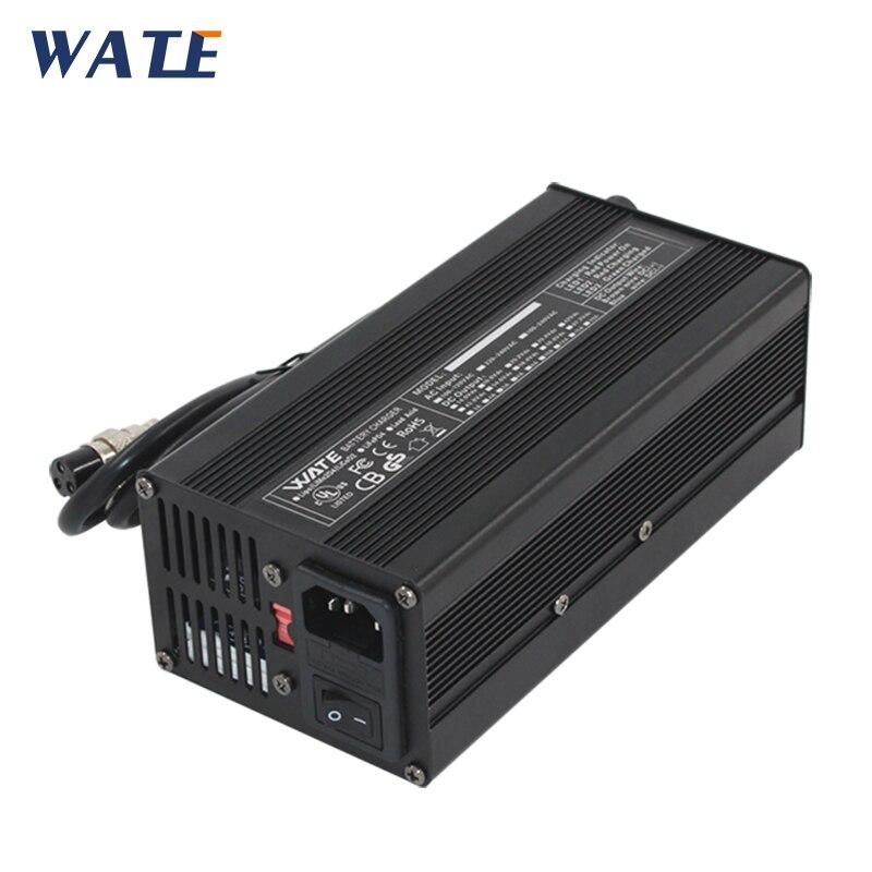 Chargeur 67.2 V 5A chargeur 60 V 5A Li-ion 110 V/220 V 50-60Hz pour chargeur rapide de batterie au lithium 16 S 60 V