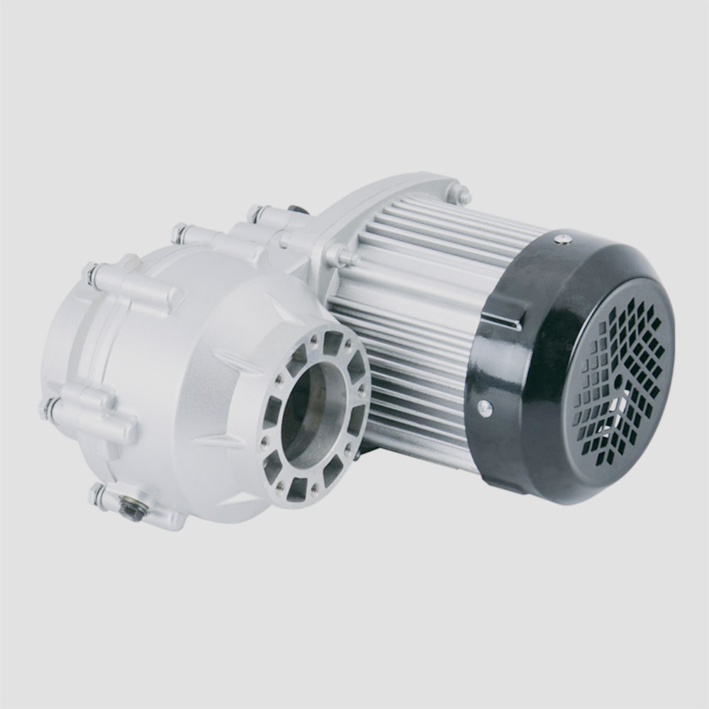 Electric tricycle fittings DC brushless differential motor BM1418HQF(BLDC)350W36/48V the controller electric tricycle brushless motor 60v 72v 1000w1500w