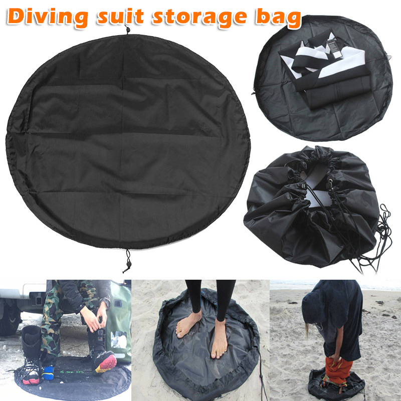 Newly Suit Change Bag Waterproof Polyester Pouch For Surf Diving Suit Water Sports Swimming Accessories C55K Sale