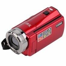 "1pcs Free DHL Full HD 2.7"" 720P 16MP Automatic Digital Camera Video Camcorder Camera DV DVR TFT LCD 16x ZOOM Camera"