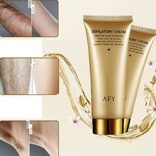 Hot Hair Removal Cream for Boby Leg Pubic Hair Armpit Pudendal Epilation Depilatory Paste Natural