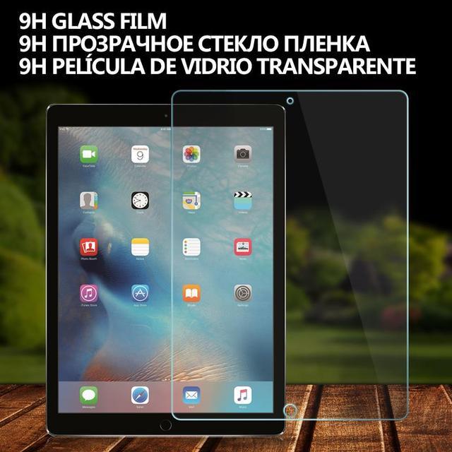 Prima templado protector de pantalla de cristal para ipad pro vidrio frontal protector de la película protectora protector de pantalla anti-shock anti-rota