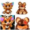 LOL Gnar Медведь Плюшевые куклы Чемпионат Мира lol Недостающее Звено Мягкие энни Медведь игрушка подарок На День Рождения