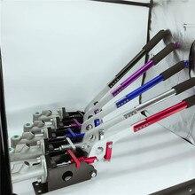 Car modified off-road vehicle universal hydraulic handbrake / drift long vertical hand brake black / red / purple / blue