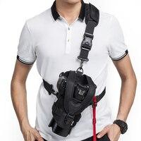 Selens Quick Rapid Camera Case Cover bag Casepro Adjustable Shoulder Belt DSLR Protector Strap for Canon Pentax Sony Nikon