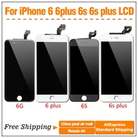 1PCS Top Quality Display For IPhone 6 6G LCD With Stable Function Touch Screen No Dead