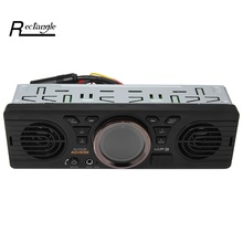 Vehicle Electronics In-dash MP3 Audio Player Car Stereo FM Radio AV252B 12V Bluetooth 2.1 + EDR with USB TF Card Port