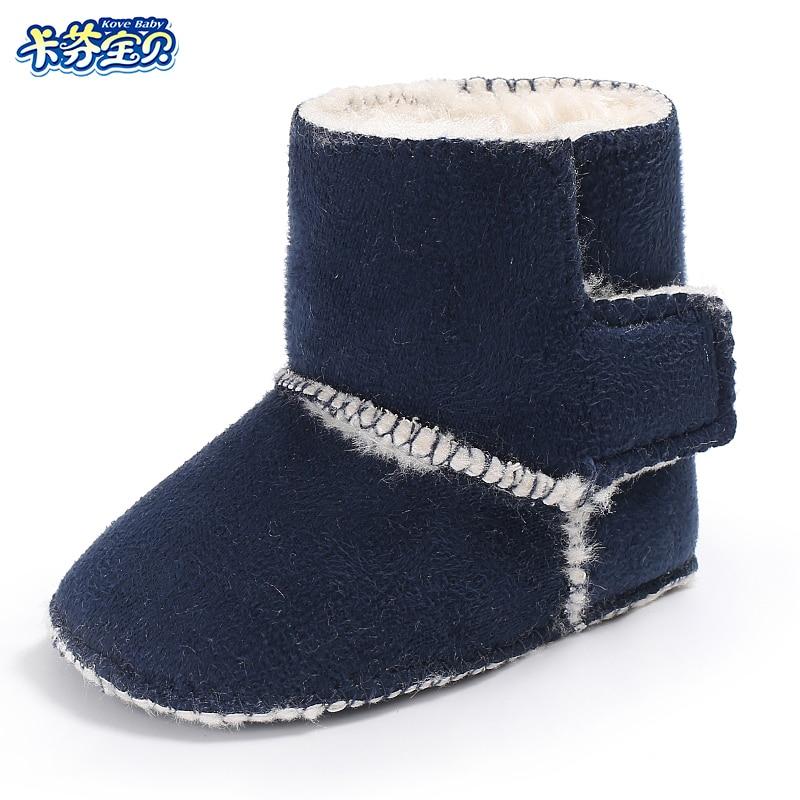 חורף חם בייבי נעליים יילוד בייבי בויז - נעלי תינוקות