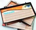 3 Bandejas 12mm 10mm 8mm 0.10D D-Lash Onda Negra de Seda Indivíduo Cílios Postiços Chicote Do Olho Conjunto Kit de extensão FK