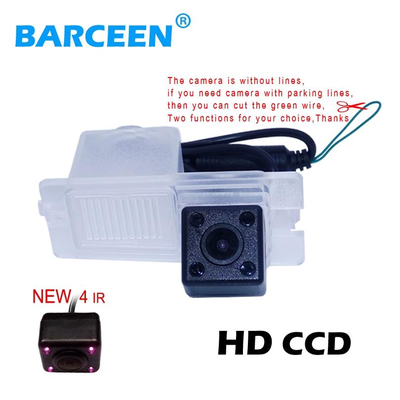 Factory Price Sony CCD Special Car Rear View Camera Parking Camera For SsangYong Actyon Korando Rexton Kyron New Parking Camera