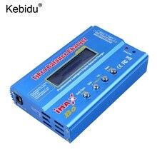 Kebidu 100% iMAX B6 Lipro NiMh ליתיום Ni Cd RC סוללה איזון דיגיטלי מטען פורק