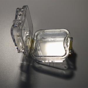Image 4 - 70 unids/lote caja de dientes dentales de alta calidad con película almacenamiento para dentadura caja membrana contenedor para dientes funda, soporte