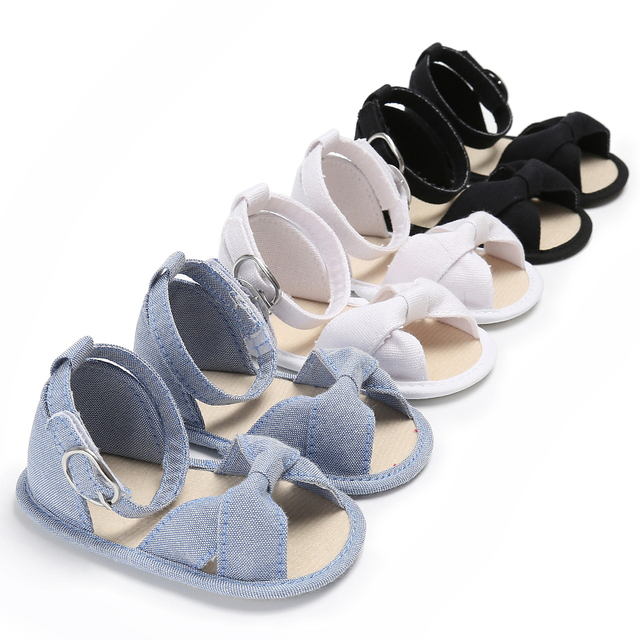 Baby denim shoes 5