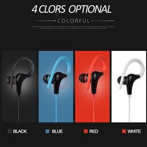 Image 5 - MEUYAG auriculares estéreo con gancho para la oreja, 3,5mm, para correr, con micrófono, para iPhone, Samsung, IOS y Android
