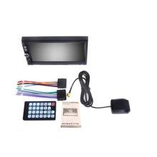 Newest 1080P HD Car MP5 Player 800*480 Digital Screen GPS Navigation Bluetooth Stereo Radio 7 Inch (not DVD )