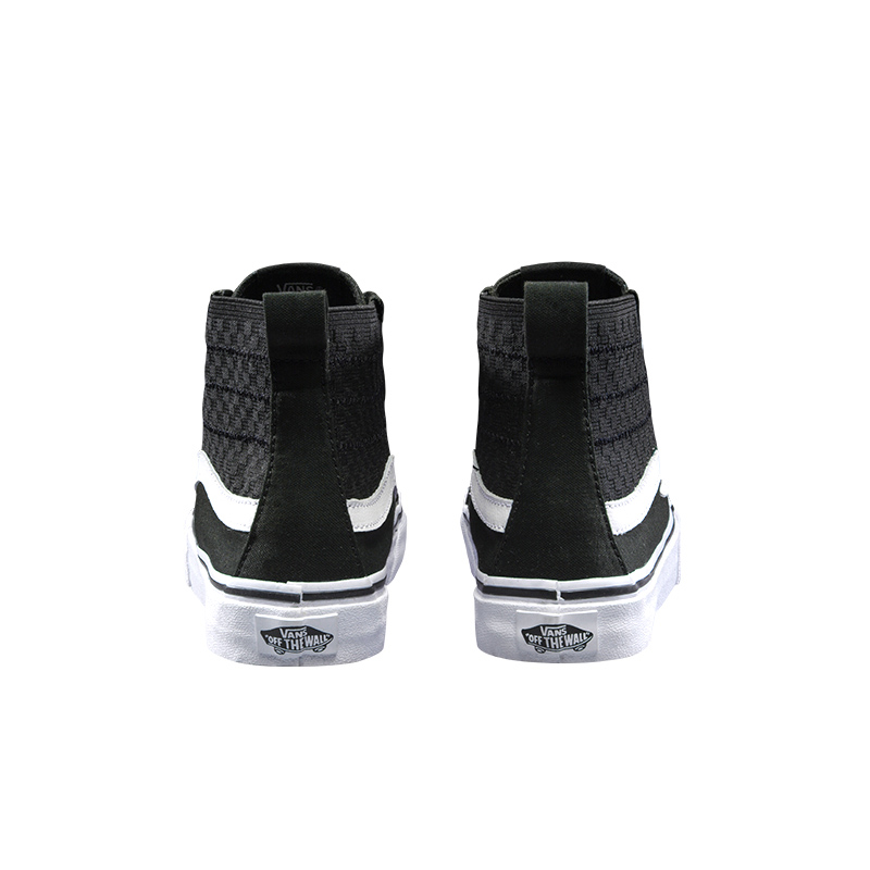 0573ee4b2a6018 ... Original Vans New Arrival High-Top Women s Skateboarding Shoes Sport  Shoes Canvas Shoes Sneakers free ...