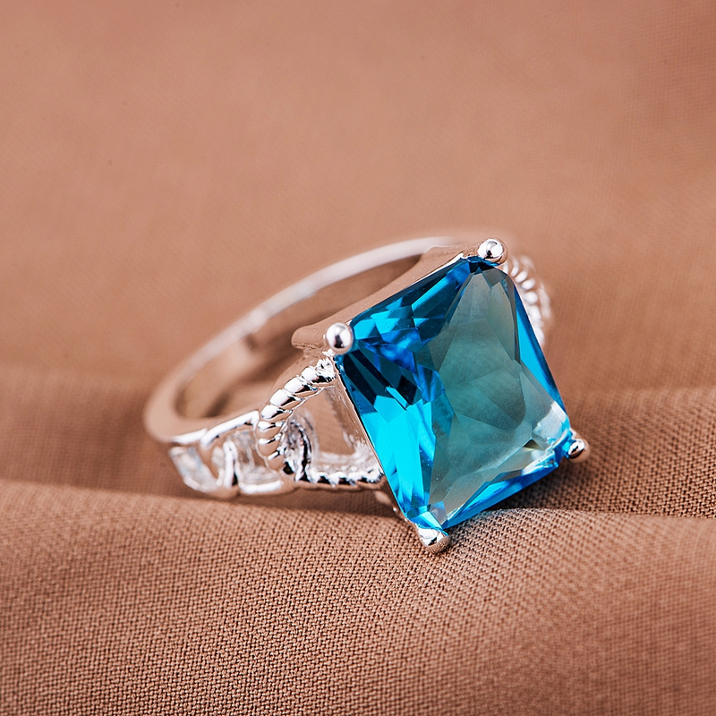Azzure Silvers: Wholesale Silver Plated Ring, Silver Fashion Jewelry