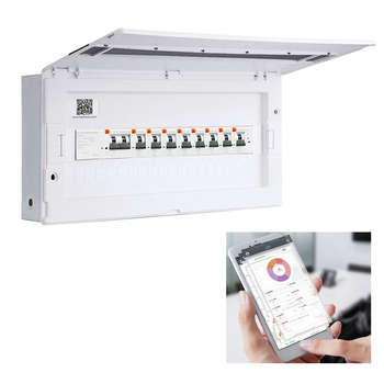 Switchboards Switch Boxes Smartphone Remote Control Smart Home