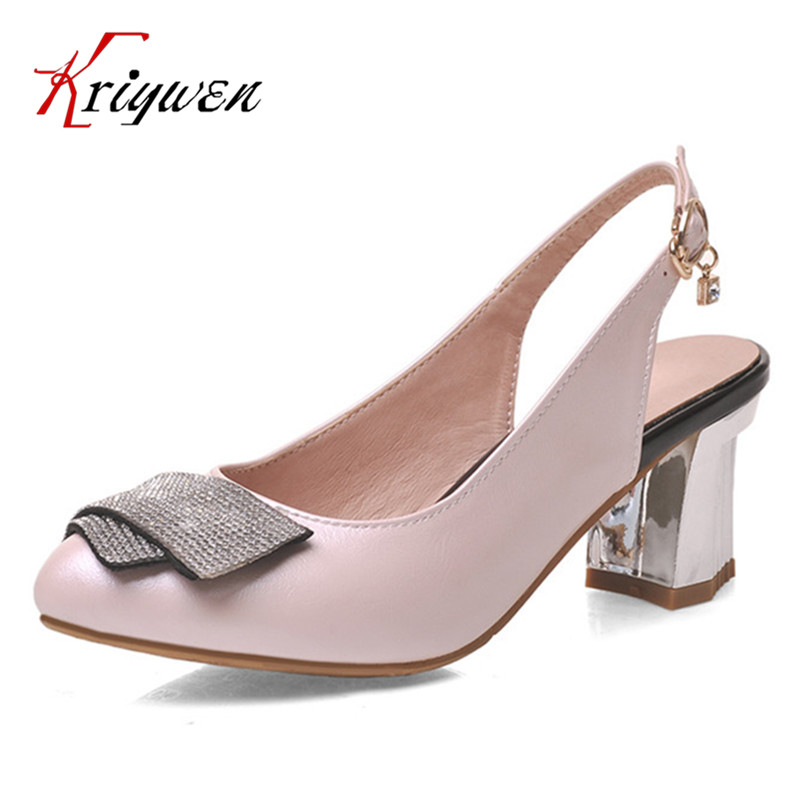 Large size 30-48 Brand Sexy High Heels Shoes Women round Toe Slingbacks rhinestone bling Women Wedding pumps Ladies Bridal Shoes free shipping sexy ladies genuine leather platforms high heels green crystals and rhinestone wedding bridal shoes scale drawing