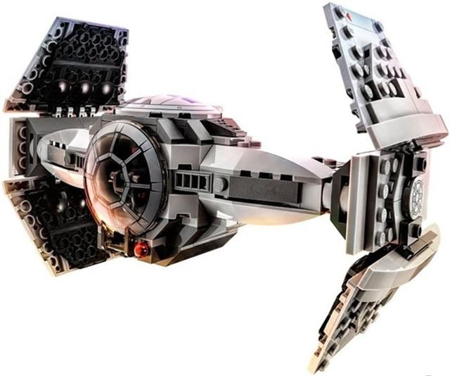 TIE Advanced Prototype Building Blocks Children Toys