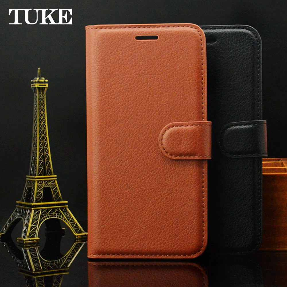 TUKE For Blackview A20 Case Flip Wallet Leather Case For Coque Blackview A 20 Protective Phone Bags Cover With Card Holder
