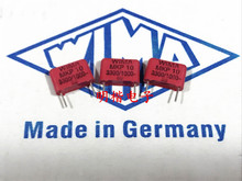 2019 hot sale 10pcs/20pcs Germany WIMA MKP10 1000V 0.0033UF 3300PF 1000V 332 P: 10mm Audio capacitor free shipping 2019 hot sale 10pcs 20pcs germany wima mkp10 1000v 0 0033uf 3300pf 1000v 332 p 10mm audio capacitor free shipping