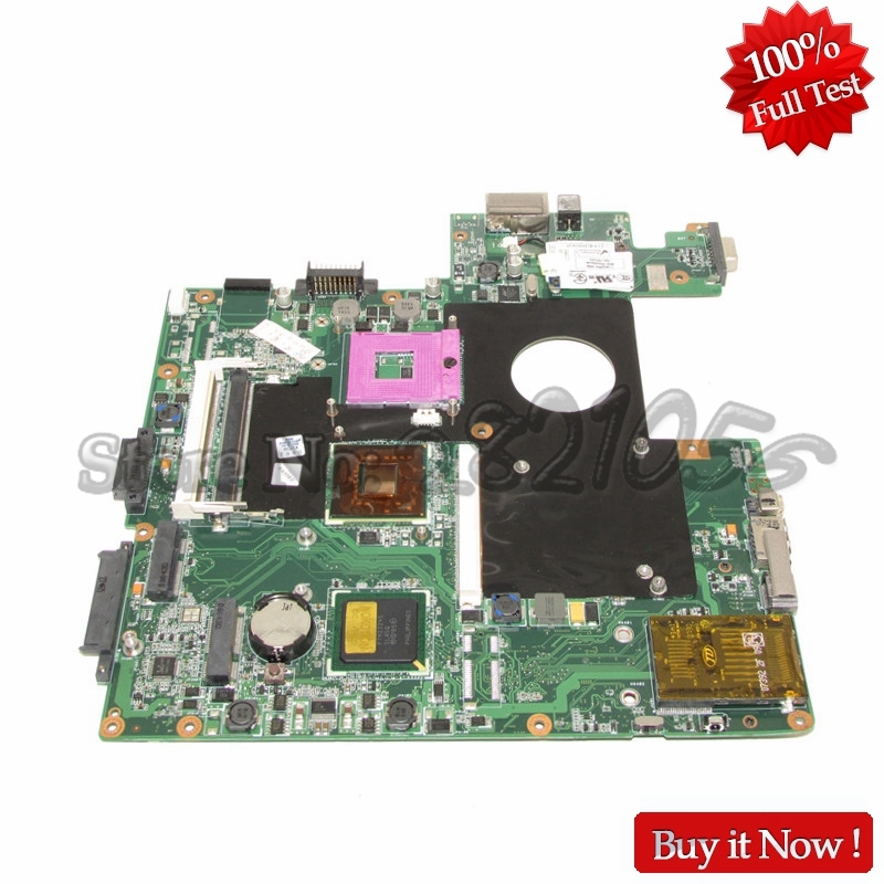 NOKOTION 08G2005MS20I Main Board For Asus M50S Laptop Motherboard 965PM DDR2 With graphics slot nokotion for acer aspire 5750 laptop motherboard p5we0 la 6901p mainboard mbrcg02005 mb rcg02 005 mother board