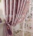 Занавески для окна из жаккардовой ткани с утеплителем  качество на заказ  для гостиной  бесплатная доставка