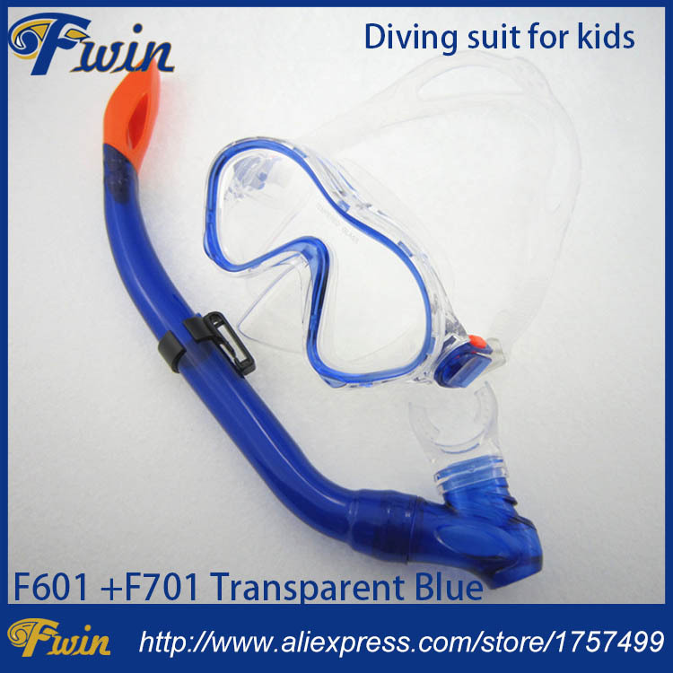 ФОТО 2015 New children's junior silicone diving snorkel mask set swimming pool equipment