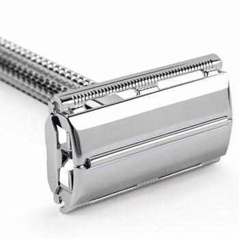 Безопасная бритва Qshave RD237 с лезвиями 5