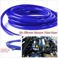 Mayitr 16 4ft 5M Blue Universal 4mm Car Vehicle Silicone Tubing Auto Vacuum Tube Hose Pipe