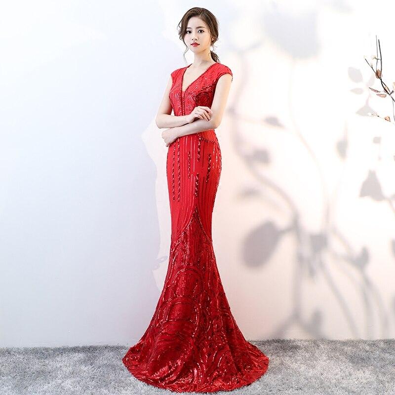 sleeveless   Evening     dresses   long vestido de festa longo robe de soiree   evening   gowns vestidos elegante