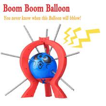 Boom Boom Balloon Game Popular Family Board Games For adults and children boom boom balloon Prank