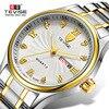 Top Luxury Women Watch Quartz Ladies Watch Stainless Steel Watch Waterproof Girls Fashion Casual Clock Dress