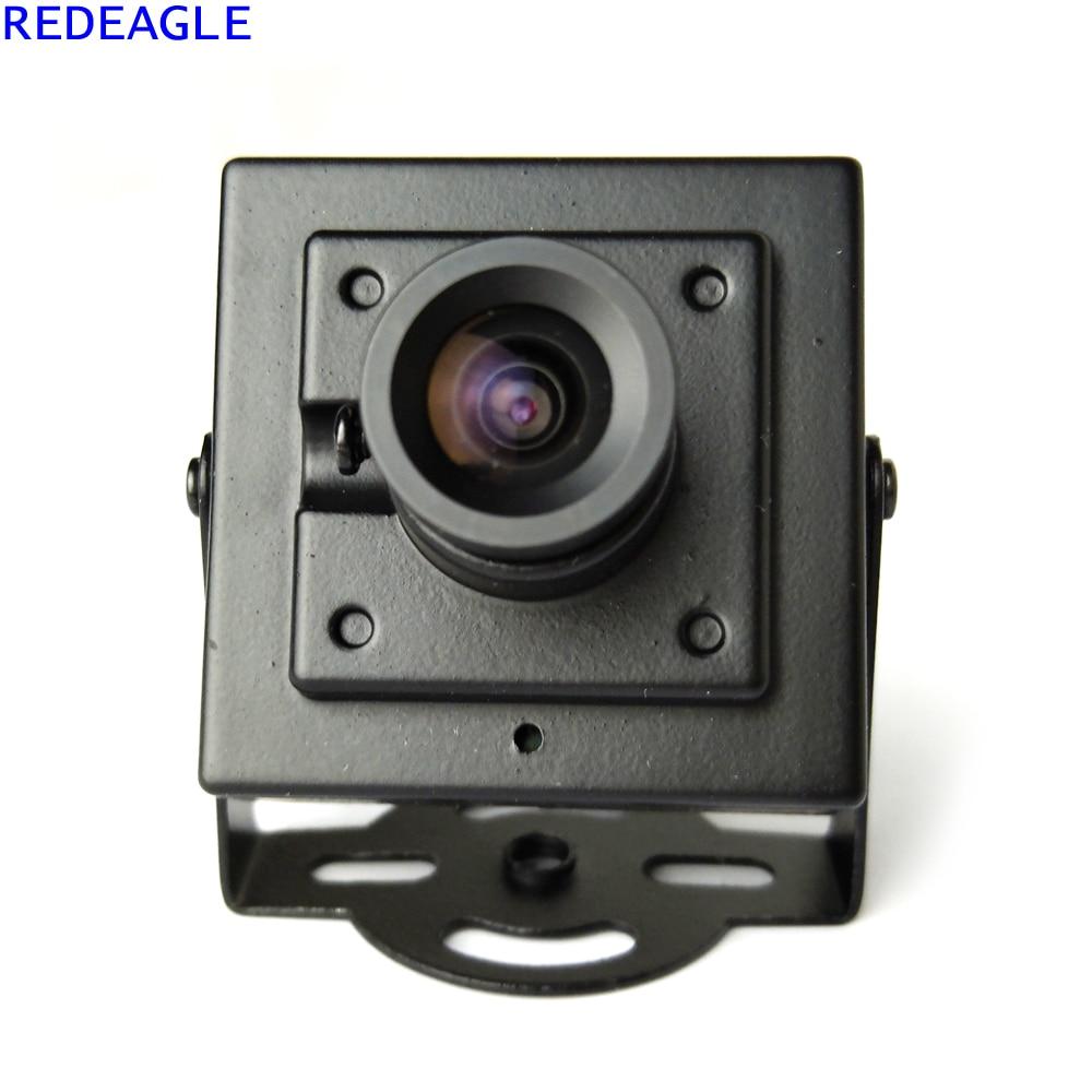 Image 2 - REDEAGLE 700TVL CMOS przewodowa Mini kamera do monitoringu cctv z metalowym korpusem obiektyw 3.6MMsecurity cameracctv security cameracctv security -