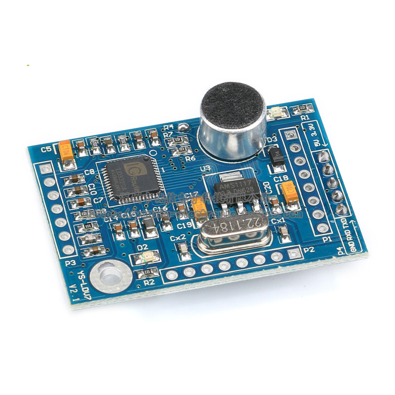 LD3320A Speech Recognition Module Voice Interaction / Voice Control / Smart Home / 51 Singlechip STC retinal scan recognition