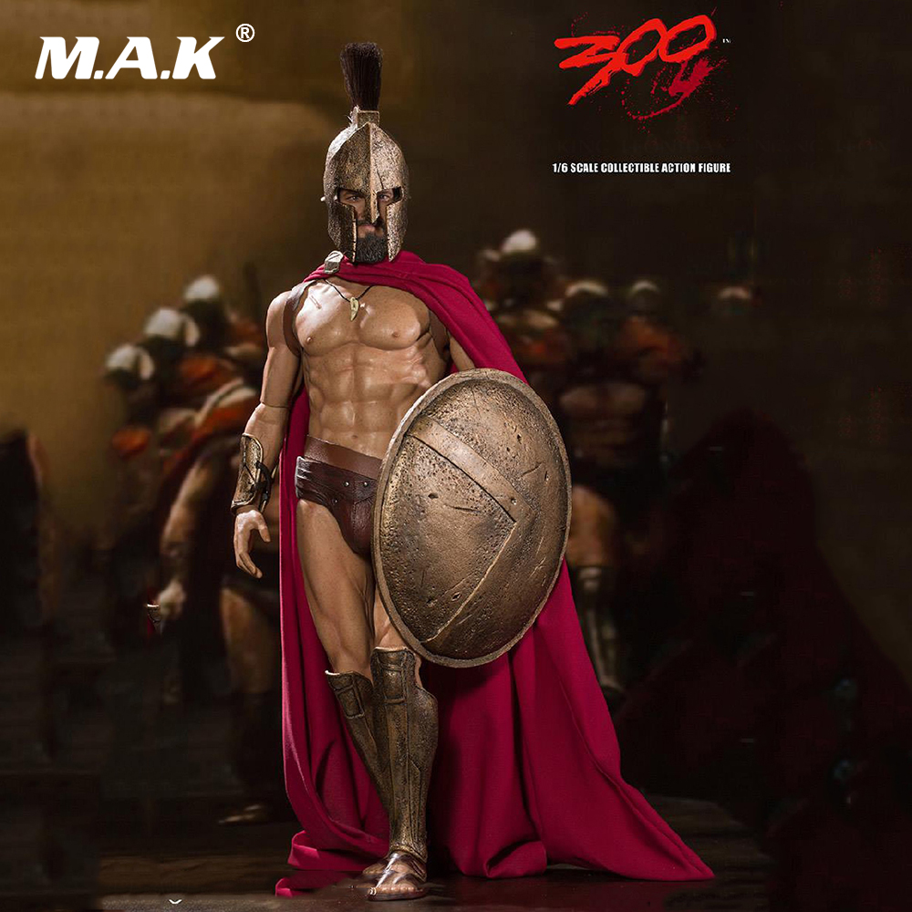 1/6 Scale Figure Movie War Wolf 300 Sparta King Leonidas Full Set Action Figure With 2 Heads Collections 1 6 scale avengers age of ultron wanda scarlet witch full set action figure war version for collections