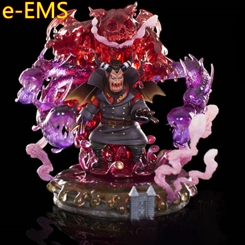 Anime ONE PIECE Impel Down Warden Magellan GK Resin Statue Action Figure Model Toy G2412Anime ONE PIECE Impel Down Warden Magellan GK Resin Statue Action Figure Model Toy G2412