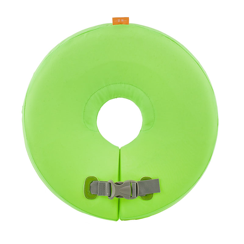 Non-inflatable safety 3-24 months Baby float baby infant pool water neck swim head float pool toys floaties swimming neck ring