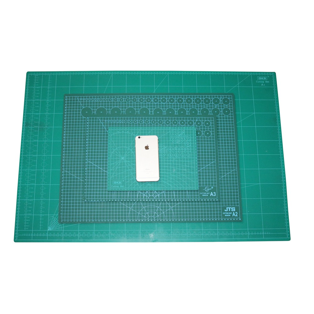 1 Pcs Cutting Mat Drawing Cutting Ruler Pad A2 45*60cm OR A3 30*45cm OR A4 22*30cm Office & School Supplies
