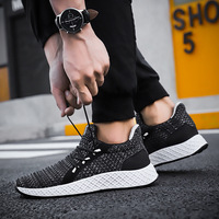 Men sneakers 2018 new arrivals fashion mesh breathable casual shoes men comfortable outdoor men shoes