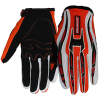 Pro Biker Outdoor High Quality Motorcycle Gloves Full Finger Moto Motorbike Motocross 4 Colors Soft Protective