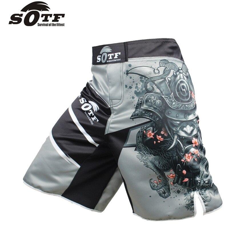 VERUS Boxing Training MMA Cage Fight Shorts Muay Thai Grappling UFC Martial Arts