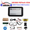 Hot Sale VD300 V54 FGTech Galletto 4 Master BDM-TriCore-OBD Function VD300 FGTech V54 Fast Shipping