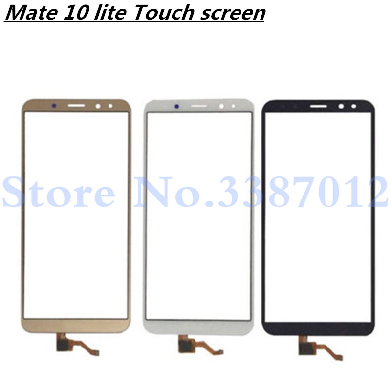 5.9 Replacement High Quality For Huawei Mate 10 Lite/G10/G10 Plus/Nova 2i Touch Screen Digitizer Sensor Outer Glass Lens Panel5.9 Replacement High Quality For Huawei Mate 10 Lite/G10/G10 Plus/Nova 2i Touch Screen Digitizer Sensor Outer Glass Lens Panel