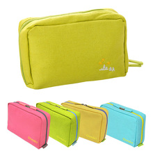 Multifunction Portable Travel Storage Bag For Digital Gadget Cable USB Cable Earphone Pen Passbook Cosmetic Bags Organizer