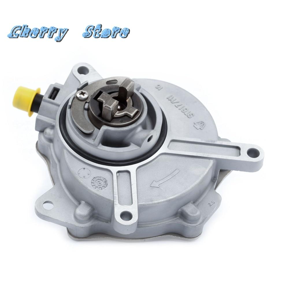 Pump to Booster Line VW BPY 2.0L Eos GTi Jetta Vacuum Line w Check Valve