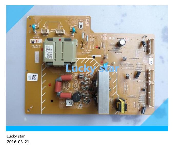 Original KLV-46/F300A/V380A High pressure plate 1-874-740-11 klv s40a10 high pressure plate backlight driver board kls 400ssa kls400ssb