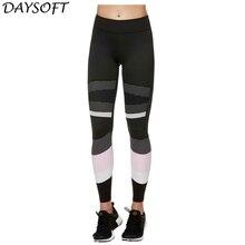 DAYSOFT Women Fitness Legging Printing High Waist Leggings Gothic Workout Clothes Elastic Pants New Sporting Leggins jeggings