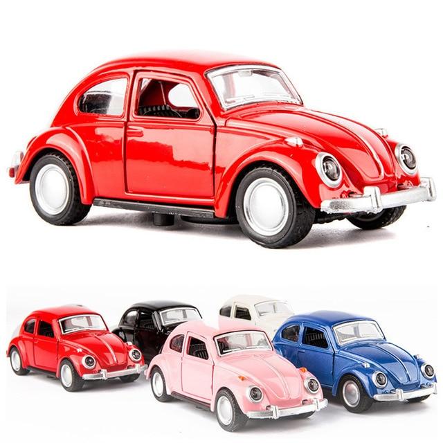 1 36 De La Ciudad De Fusca Volkswagen Escarabajo Juguete Coche